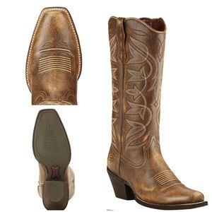 New Ariat Sheridan Vintage Bomber Boots
